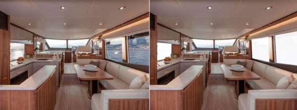 Vetrate per Yacht